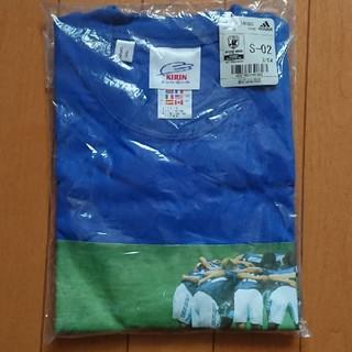アディダス(adidas)のキリンカップ2003 日本代表 vs パラグアイ代表 Tシャツ Sサイズ 未開封(記念品/関連グッズ)