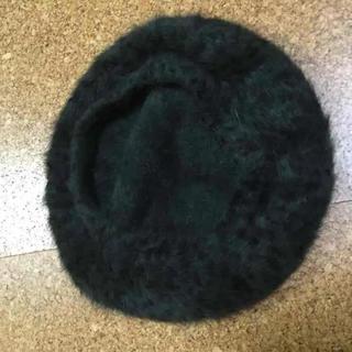 エイチアンドエム(H&M)の送料無料H&Mベレー帽自宅保管新品(ハンチング/ベレー帽)