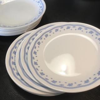 コレール(CORELLE)のCORELLE コレール 食器 皿 5枚-A(食器)