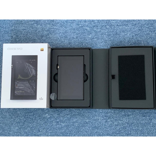 オンキヨー(ONKYO)のONKYO DP-X1A 美品(ポータブルプレーヤー)