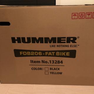 ハマー(HUMMER)のハマー 折り畳み自転車 FDB206(自転車本体)