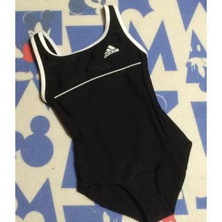 アディダス(adidas)の★アディダス★水着★120★スイミングウェア★adidas★黒ブラック水泳(水着)