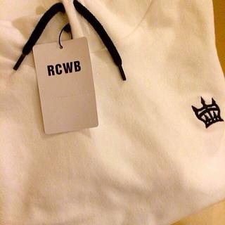 ロデオクラウンズワイドボウル(RODEO CROWNS WIDE BOWL)の富士見店限定♡パーカー(パーカー)