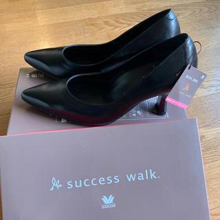 ワコール(Wacoal)のWacoal success walk パンプス(ハイヒール/パンプス)