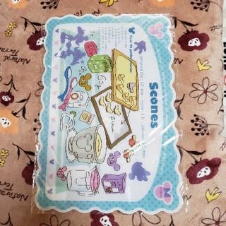 ディズニー(Disney)の☆送込*ミッキー レシピランチョンマット☆(テーブル用品)