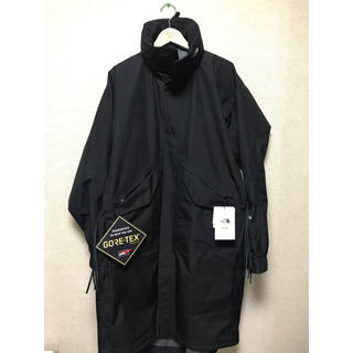ハイク(HYKE)のhyke north face GTX MILITARY COAT メンズ M(モッズコート)