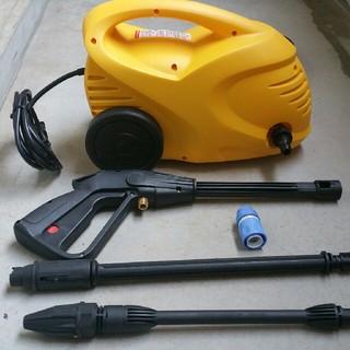 アイリスオーヤマ(アイリスオーヤマ)の高圧洗浄機 アイリスオーヤマFB501(その他 )