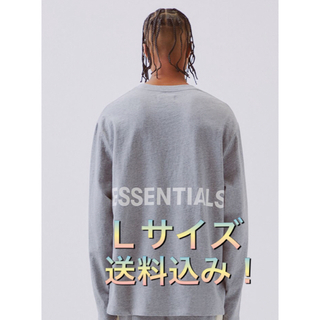 ○ Essentials Long Sleeve T-shirt