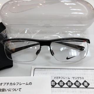 ナイキ(NIKE)のNIKE ナイキ NK7071/2 002 メガネ 眼鏡 フレーム 新品 正規品(サングラス/メガネ)