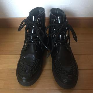 リミフゥ(LIMI feu)のLIMI few × GEORGE COX ブーツ スニーカー(ブーツ)