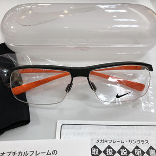 ナイキ(NIKE)のNIKE ナイキ NK7071/2 075 メガネ 眼鏡 フレーム 新品 正規品(サングラス/メガネ)