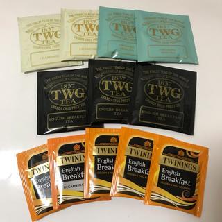 TWG  TWININGS  紅茶(茶)