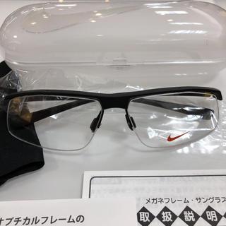 ナイキ(NIKE)のNIKE ナイキ NK7071/3 009 メガネ 眼鏡 フレーム 新品 正規品(サングラス/メガネ)