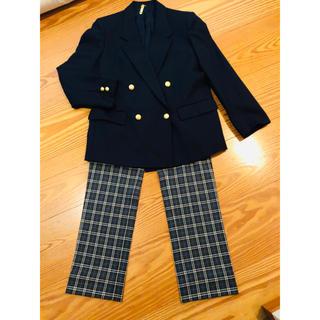バーバリー(BURBERRY)のバーバリー スーツ  卒業式  150  美品(ドレス/フォーマル)
