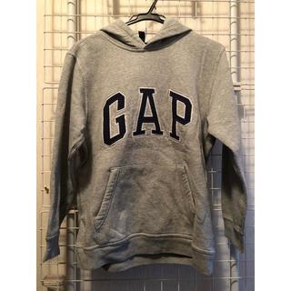 ギャップキッズ(GAP Kids)のGAP パーカー グレー(パーカー)