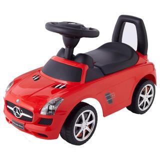 新品箱付‼︎送料込!メルセデスベンツ SLS AMG レッド(三輪車/乗り物)