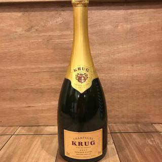 クリュッグ(Krug)のクリュッグ KRUG グランキュベ(シャンパン/スパークリングワイン)