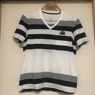 アルマーニエクスチェンジ(ARMANI EXCHANGE)の美品 アルマーニ   Tシャツ(Tシャツ/カットソー(半袖/袖なし))