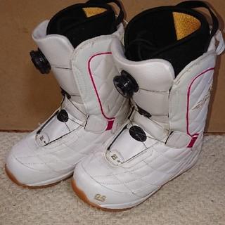 バートン(BURTON)のスノーボード ブーツ ダイアル色 24cm レディース キッズ BOA  (ブーツ)