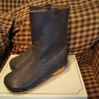サマンサモスモス(SM2)のSM2 サマンサモスモス ショートブーツ ブラウンM 未使用(ブーツ)