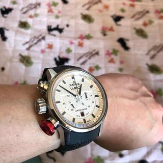 エドックス(EDOX)の早い者勝ちエドックス クロノラリー日本限定100本(腕時計(アナログ))