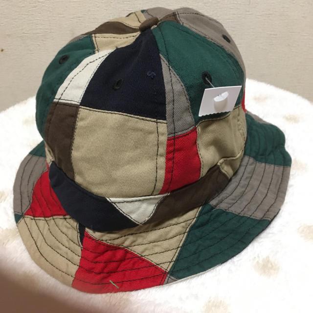 8ab53a06 Supreme(シュプリーム)のsupreme patchwork bell hat S-Mサイズ ハット メンズの帽子(