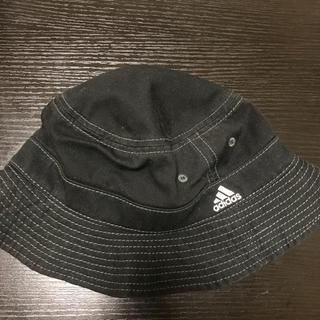 アディダス(adidas)のadidas_Bucket Hat_Black(ハット)