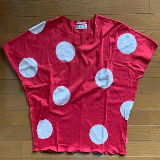 ソウソウ(SOU・SOU)のSOU•SOU トップス(カットソー(半袖/袖なし))