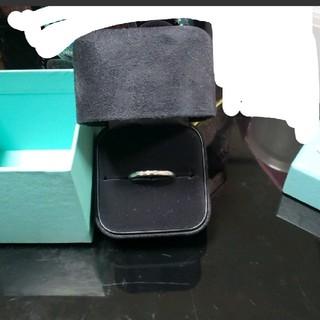 ティファニー(Tiffany & Co.)のTIFFANY&Co.ブライダルリング(リング(指輪))