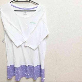 アディダス(adidas)のadidas トップス ワンピース(Tシャツ(長袖/七分))