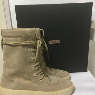 adidas - Kanye West yeezy Season 2 Crepe Boot