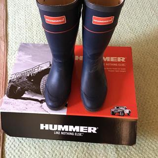 ハマー(HUMMER)のHUMMER  レインブーツ   25(レインブーツ/長靴)