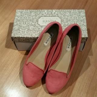 ランダ(RANDA)のRANDA フラットシューズ(ローファー/革靴)