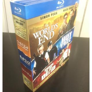 ユニバーサルエンターテインメント(UNIVERSAL ENTERTAINMENT)のワールズ・エンド 酔っぱらいが世界を救う! ブルーレイシリーズセット(外国映画)