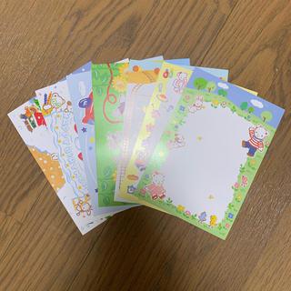 ファミリア(familiar)のfamiliar ポストカード <お値下げ中!>(ノベルティグッズ)