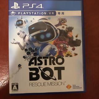 プレイステーションヴィーアール(PlayStation VR)のASTRO BOT  PS4 VR専用(家庭用ゲームソフト)