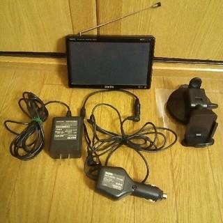 ゴリラ(gorilla)のSSDポータブルナビゴリラ NV-SD630DT(カーナビ/カーテレビ)