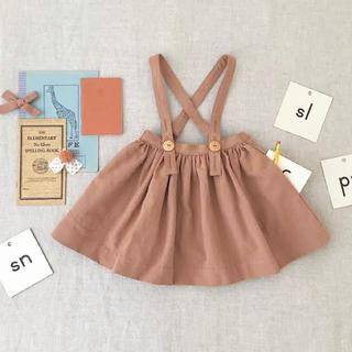 キャラメルベビー&チャイルド(Caramel baby&child )のsoor ploom  スカート 18-24m(スカート)