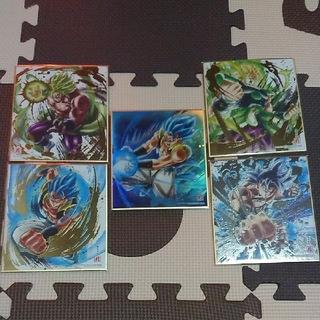 ドラゴンボール(ドラゴンボール)のドラゴンボール 色紙 シークレットあり14種類セット(キャラクターグッズ)