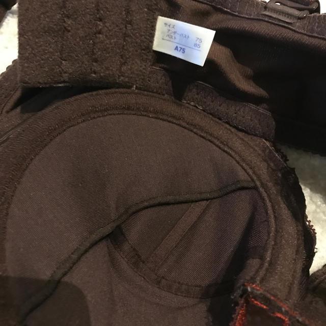 MARUKO(マルコ)のマルコ ブラ A75 レディースの下着/アンダーウェア(ブラ)の商品写真