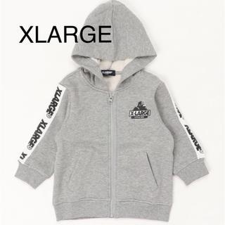 エクストララージ(XLARGE)の新品 XLARGE エクストララージ ロゴパーカー(ジャケット/上着)