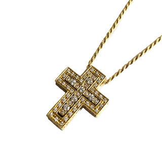 ダミアーニ(Damiani)のダミアーニ ベルエポック ダイヤ イエローゴールド ペンダント ネックレス xs(ネックレス)