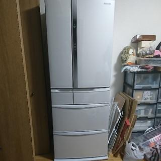 パナソニック(Panasonic)のPanasonic パナソニック 6ドア大型冷蔵庫 451L NR-FV45V1(冷蔵庫)
