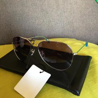 ロンハーマン(Ron Herman)の新品 ロンハーマンx金子眼鏡 サングラス メンズ(サングラス/メガネ)