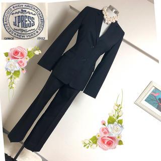 ジェイプレスレディス(J.PRESS LADIES)のJ.PRESS■Jプレスのパンツスーツ(スーツ)