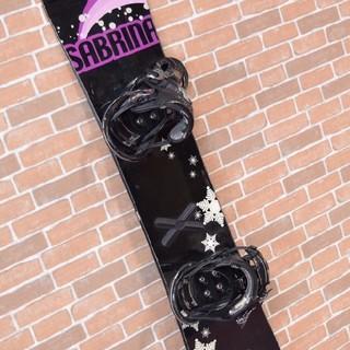 サブリナ(Sabrina)のスノーボード(ボード)