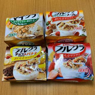 カルビー(カルビー)のカルビー フルグラ 4種類 4袋セット(米/穀物)