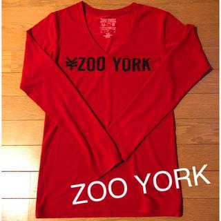 ズーヨーク(ZOO YORK)の☆ZOO YORK☆ コットン100% ロンT(Tシャツ/カットソー(七分/長袖))