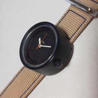 ベルト新品◎Rikiリキワタナベ小さな腕時計レア?専用布ベルト◎セイコーALBA