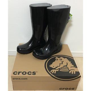 クロックス(crocs)の23 Crocs Tall Rain Boot W トール レイン ブーツ(レインブーツ/長靴)